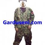 Kostum tentara belanda masa penjajahan perjuangan kemerdekaan