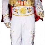 kostum elvis presley tahun 70 era