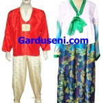 kostum korea hanbok