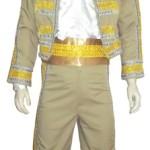 kostum spanyol baju matador