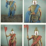 kostum tema kerajaan majapahit