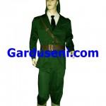 kostum tentara jepang