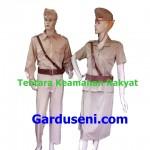 Kostum Tentara Keamanan Rakyat Indonesia TKR